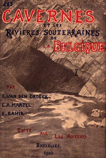 Grotte de Comblain Les Cavernes & Rivières souterraines de Belgique